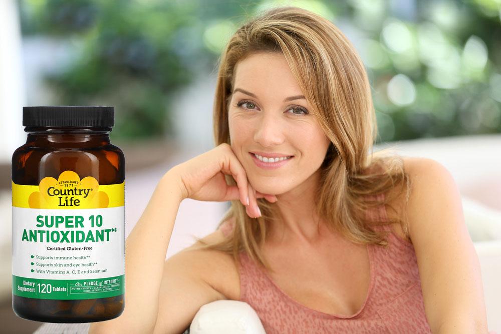 You are currently viewing Витамины антиоксиданты и продукты – вред свободных радикалов