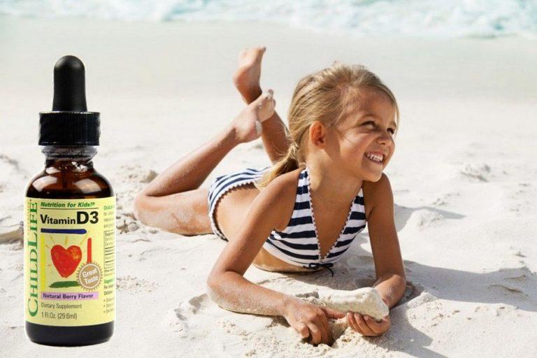 Read more about the article Отзыв на витамин Д для детей – какую дозировку давать