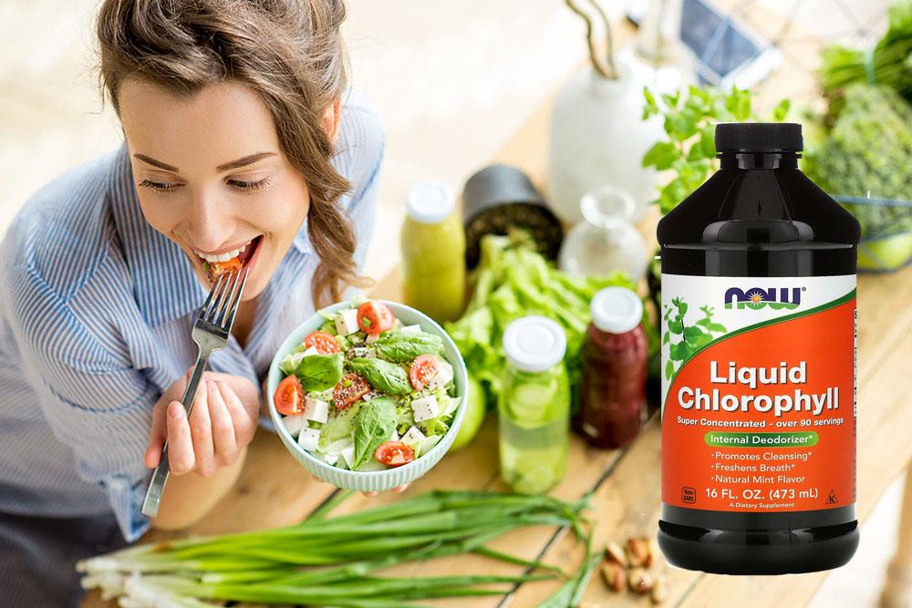 You are currently viewing Отзыв жидкий хлорофилл – now foods и natures way