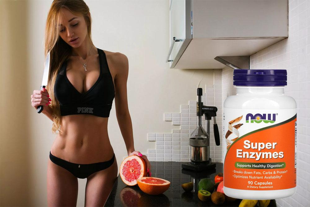 You are currently viewing Какие энзимы и пищеварительные ферменты лучше купить