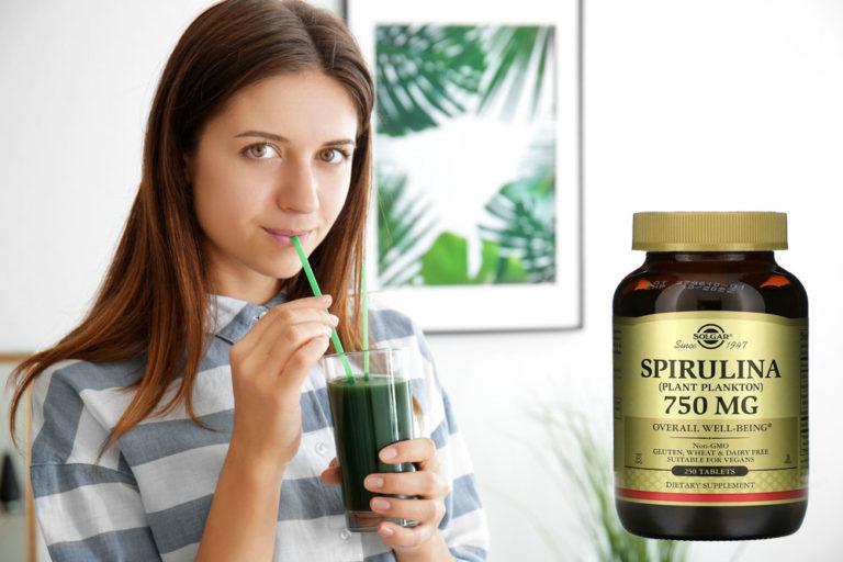 Read more about the article Что такое спирулина в таблетках и какие полезные свойства