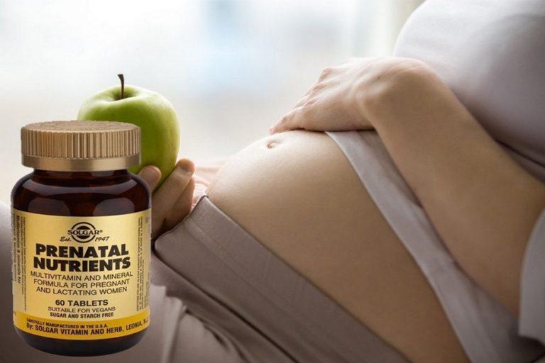 Read more about the article Отзыв на хорошие витамины для беременных Айхерб
