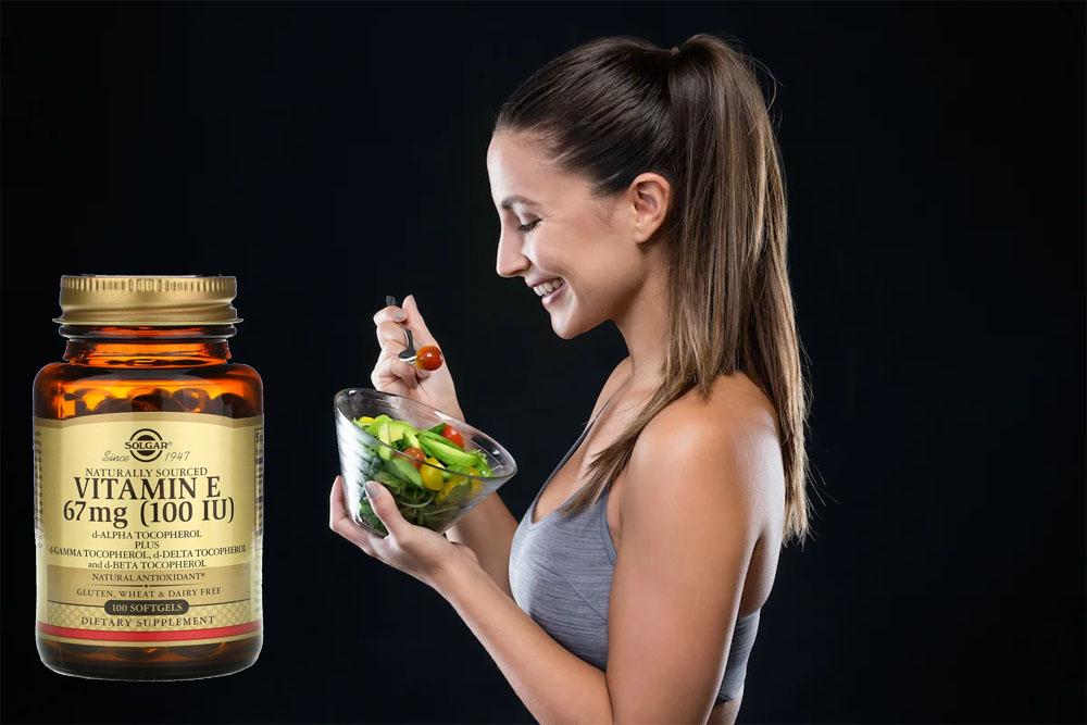 You are currently viewing Отзыв натуральный витамин Е в капсулах – польза для женщин