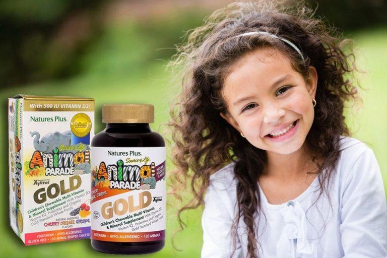 Read more about the article Лучшие витамины для детей 3 – 7 лет, как принимать