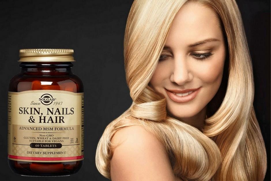 You are currently viewing Отзыв на витамины для волос Maxi Hair и Solgar skin nails hair