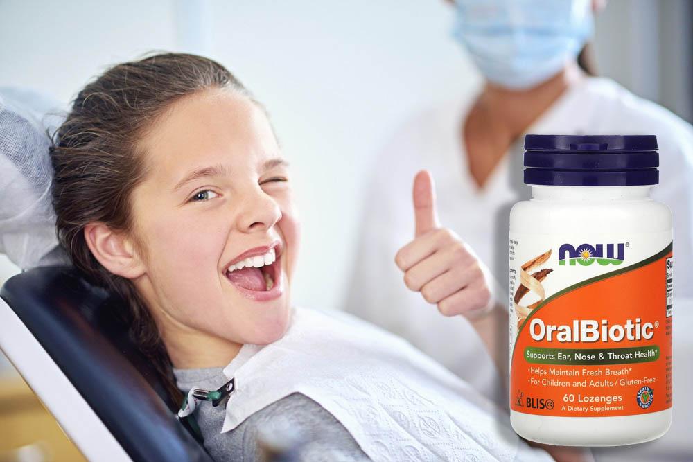 You are currently viewing Как предотвратить кариес у детей и болезни горла – Oralbiotic