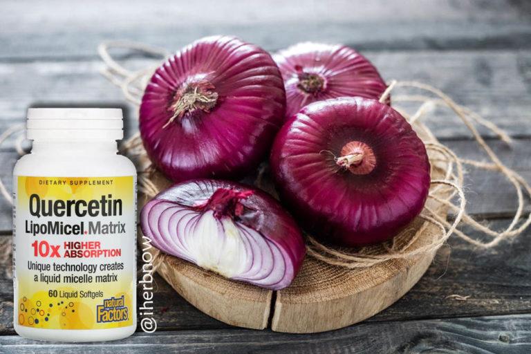 Read more about the article Обзор кверцетина – защита клеток, от аллергии и антиоксидант
