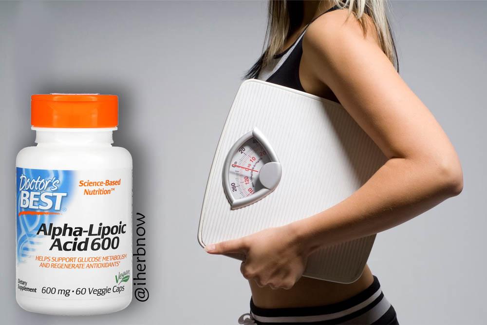 You are currently viewing Антиоксидант Альфа-липоевая кислота АЛК чтобы похудеть
